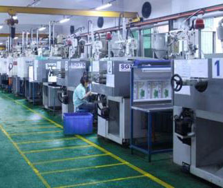 Visit injection molding factory in China before closing the deal